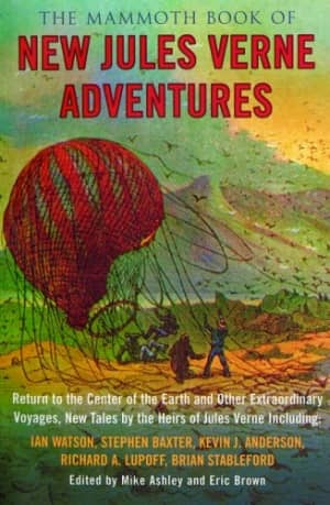 The Mammoth Book of New Jules Verne Adventures