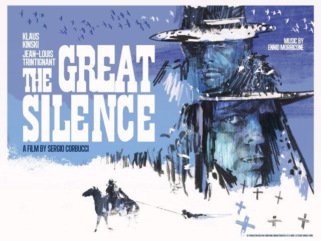 great-silence-grade-silenzio-50-annivesary-poster