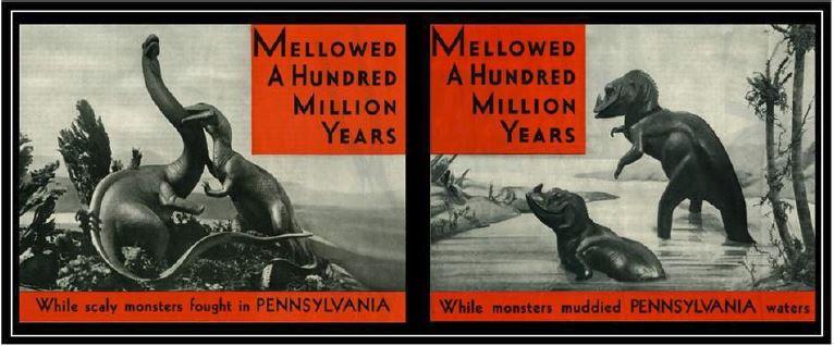 october, november 1930 Sinclair Oil advertisements