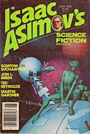Cover by Roger Stine