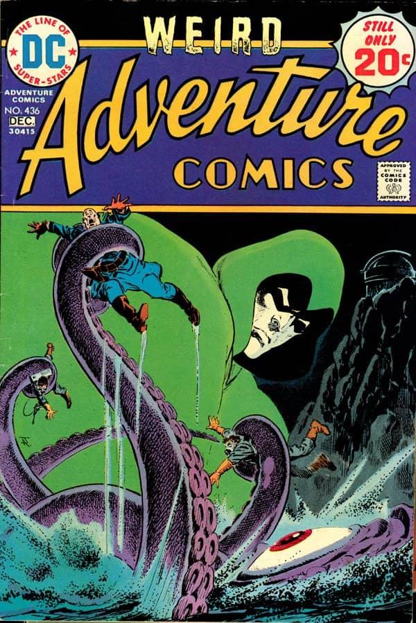 (11) Adventure Comics 436