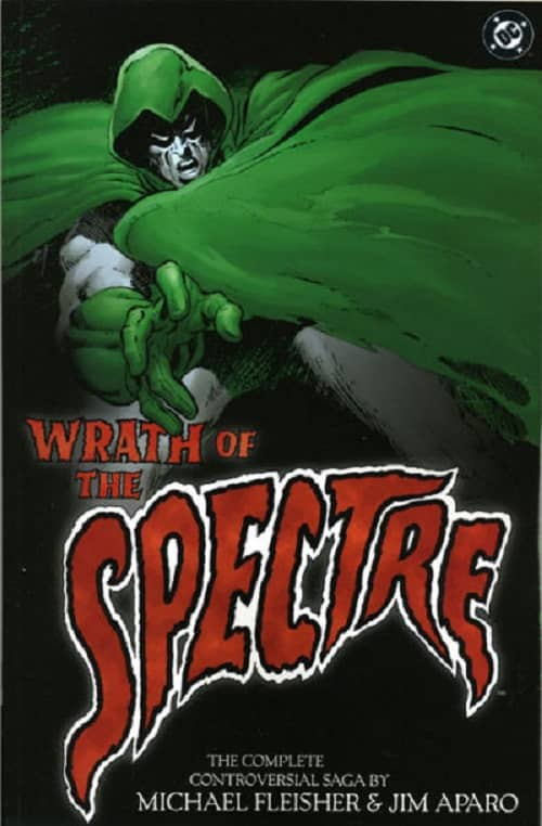 (15) Wrath of the Spectre trade paperback