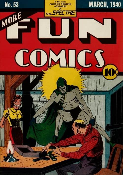 (4) More Fun Comics 53-small