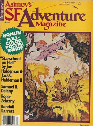 Asimov's SF Adventure Magazine 3-small