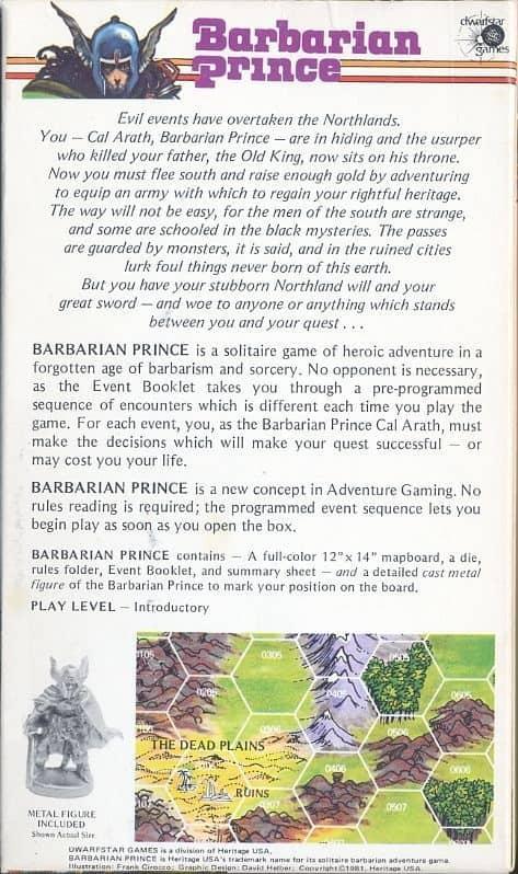 Barbarian Prince-back