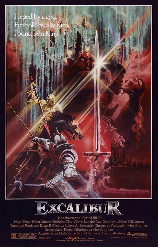Excalibur poster-small