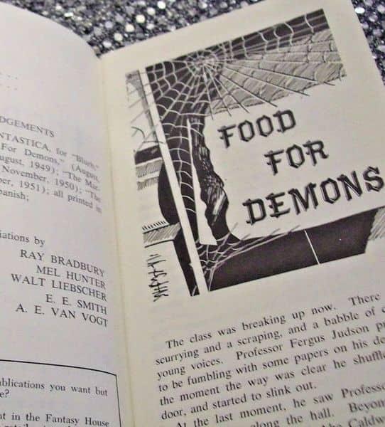 Food for Demon E.E. Evans-interior-small