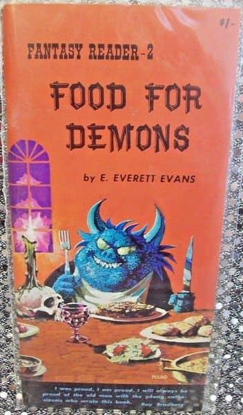 Food for Demon E.E. Evans-small