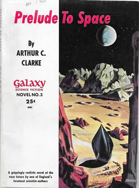 Galaxy Science Fiction Novel 3 Prelude to Space-small