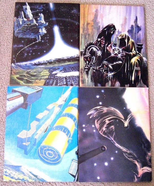 Galileo Science Fiction 4 issues-back-small