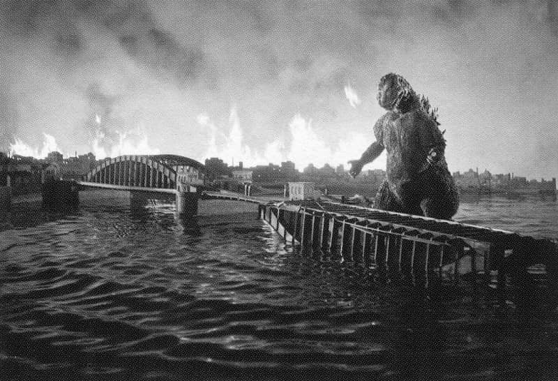 Godzilla King of the Monsters 1954-small