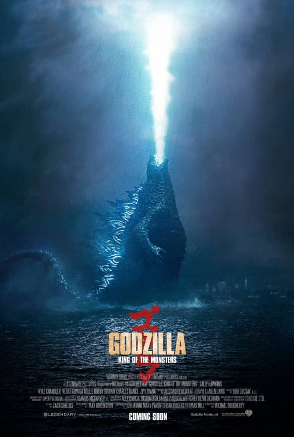 Godzilla King Of The Monsters Poster Black Gate » A...