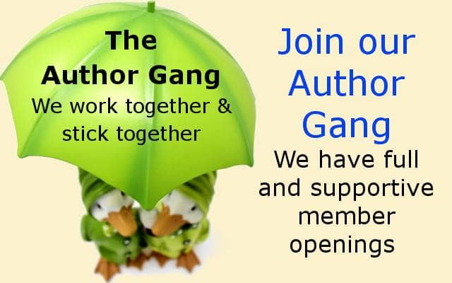Join Our Author Gang