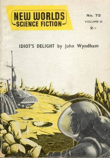 New Worlds Science Fiction 2 June 1958-small