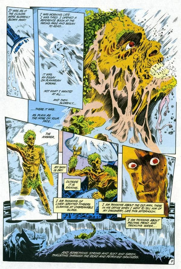 Saga of the Swamp Thing page 2-small