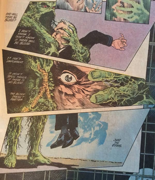Saga of the Swamp Thing page-small