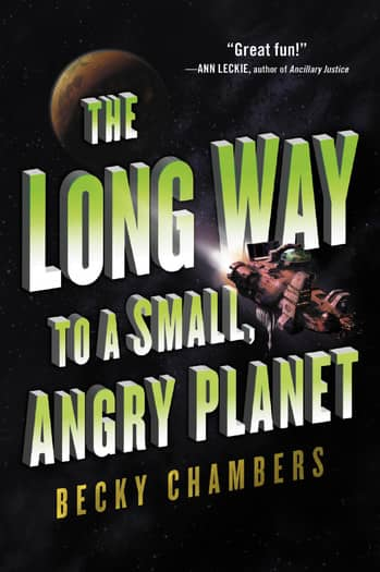 The Long Way to a Small Angry Planet-small