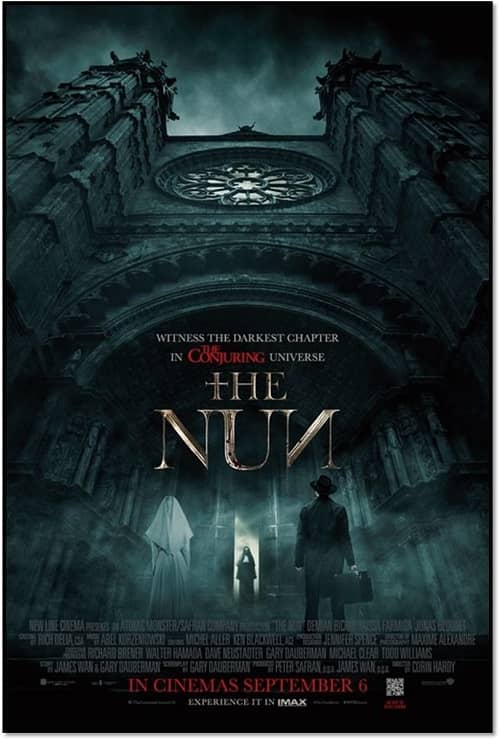 The Nun poster-small
