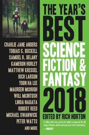 The Year's Best Science Fiction & Fantasy 2018-small