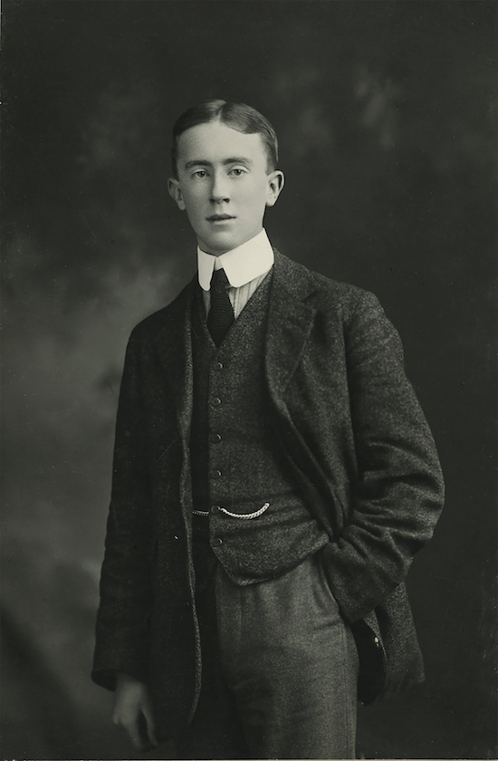 Tolkien - aged 19 high res