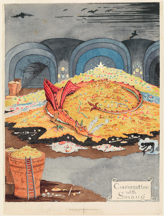 conversation-with-smaug-recoloured - 300 dpi