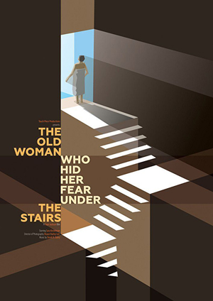 The Old Woman Who Hid Her Fear Under the Stairs