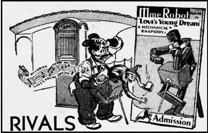 1931-07-20 Elmira [NY] Star-Gazette AFM Rivals 20 cropped