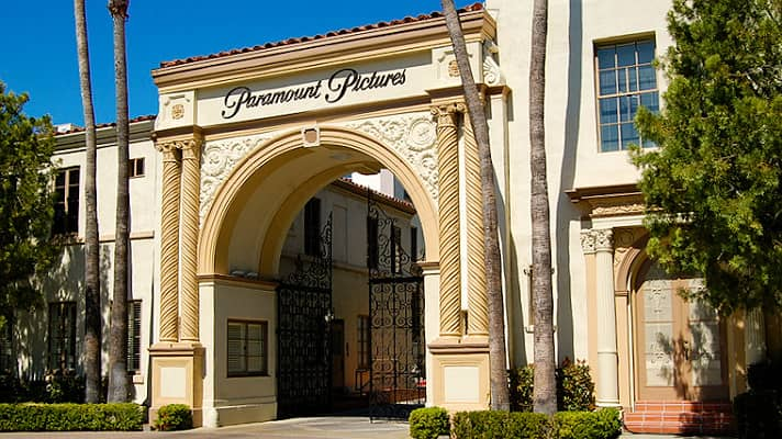 (2) Paramount Studios Gate