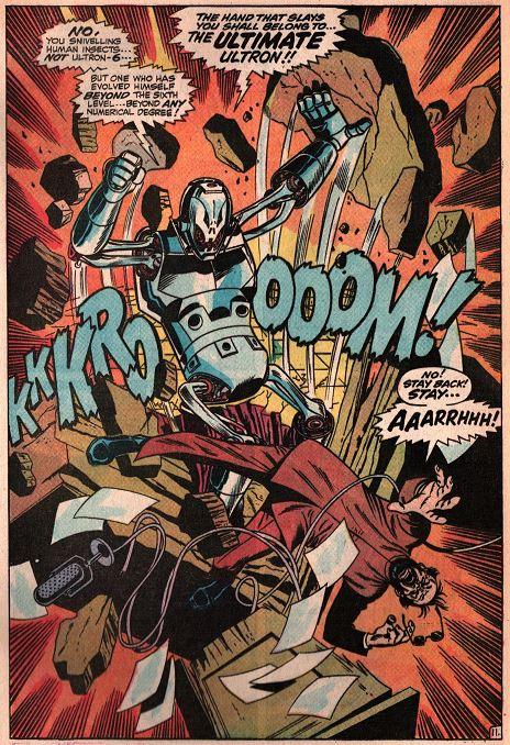 Avengers #68, Sept. 1969 p11