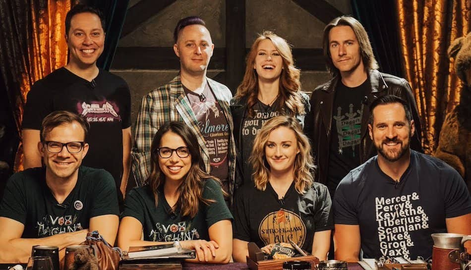 Critical Role-staff