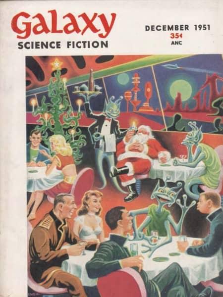 Galaxy December 1951
