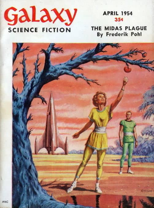 Galaxy Science Fiction April 1954-small