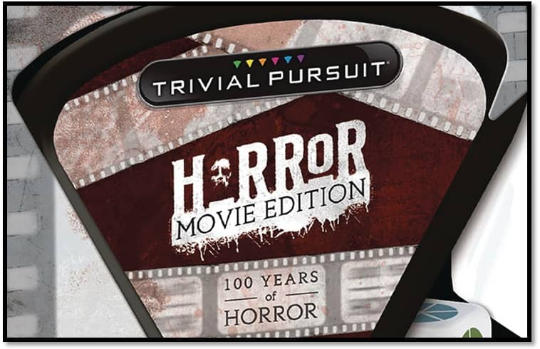 Goth Chick Trivial Pursuit Horror Movie Edition 100 Years of Horror