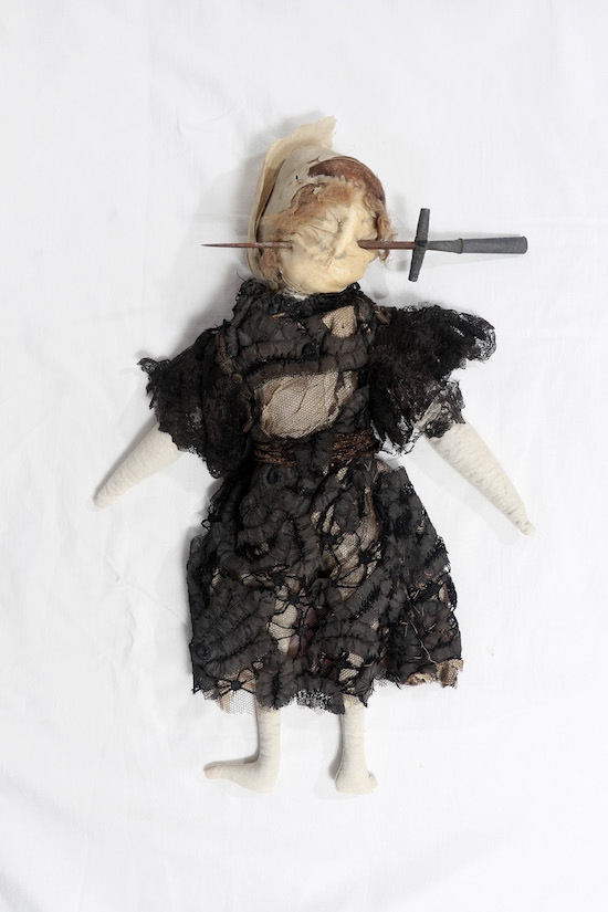Poppet (c) Museum of Witchcraft and Magic, Boscastle