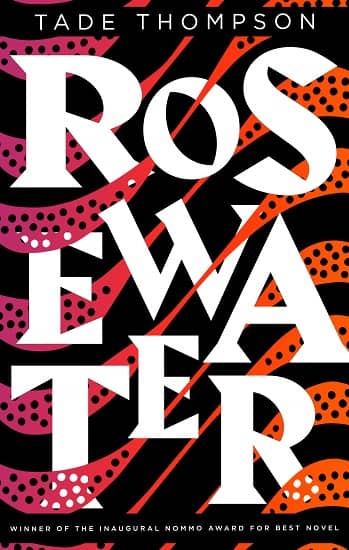 Rosewater by Tade Thompson-small