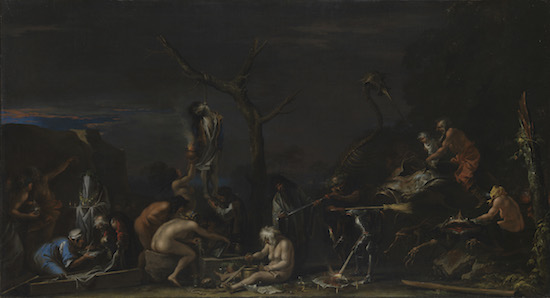 Salvator Rosa (c) National Gallery, London