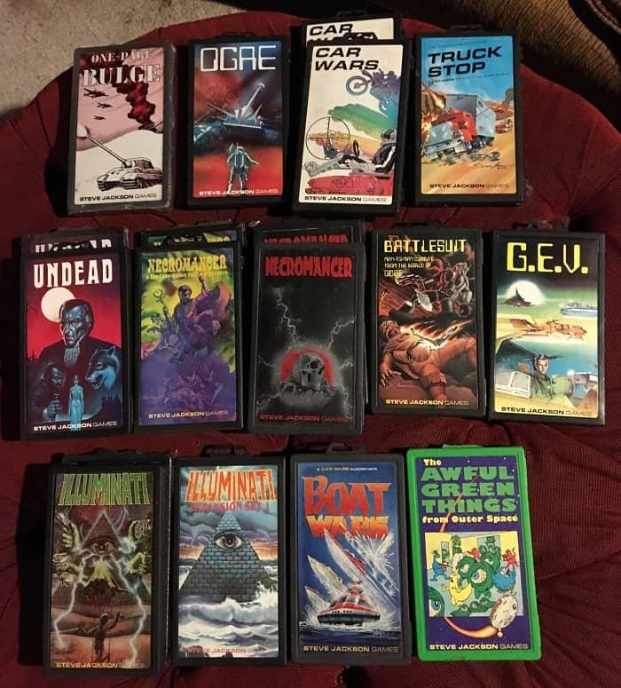 Steve Jackson microgames-small