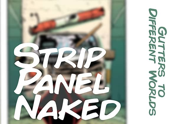 Strip Panel Naked