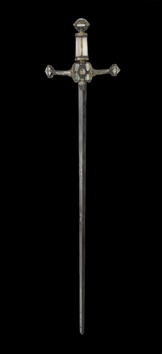 Sword (c) Ashmolean Museum, University of Oxford