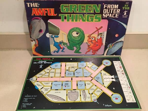 The Awful Green Things From Outer Space TSR 1980-small