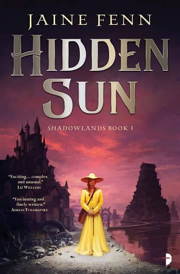 The Hidden Sun by Jaine Fenn-small