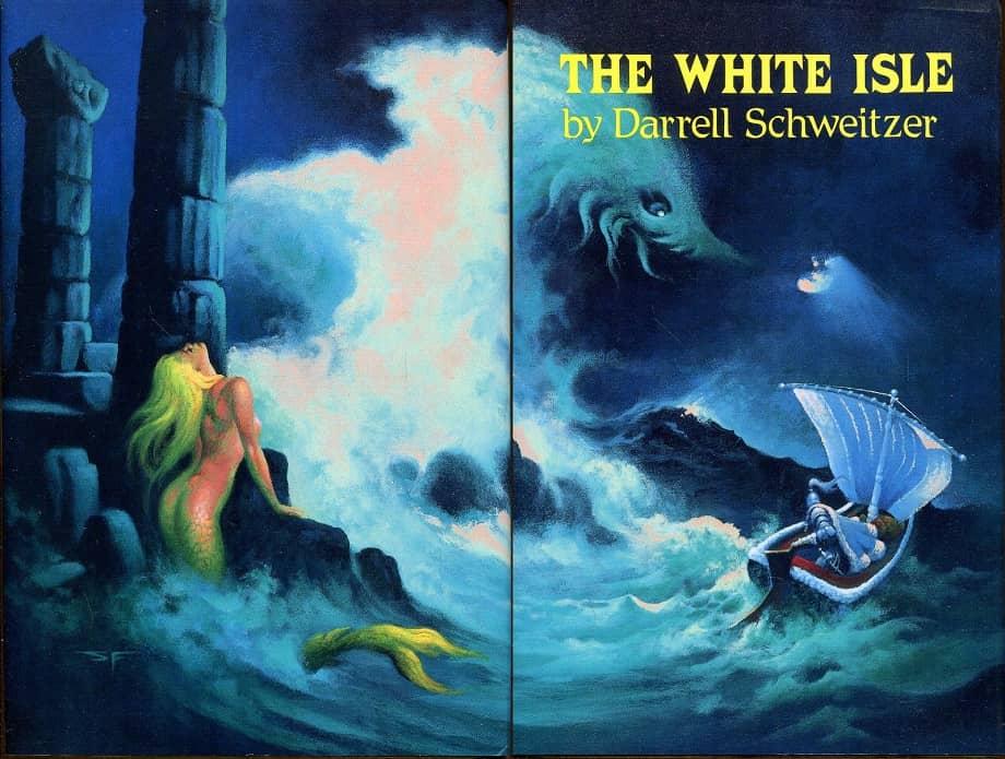 The White Isle Darrell Schweitzer-small