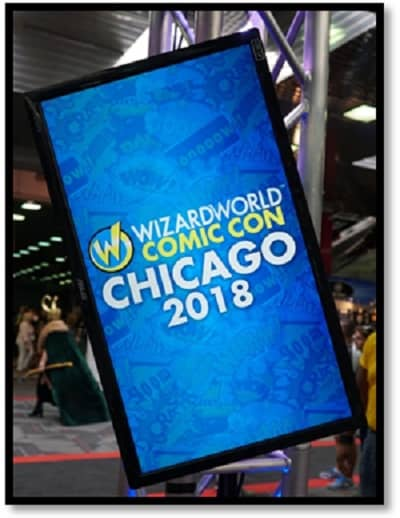 Wizardworld Comic Con Chicago 2018