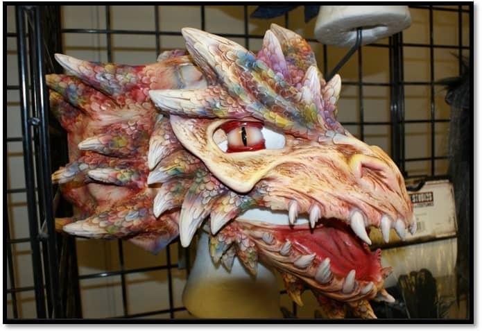 Zagone Studios Dragon