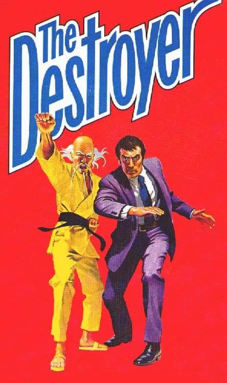 (1) Destroyer Poster