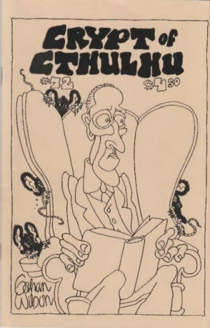Cover by Gahan Wilson