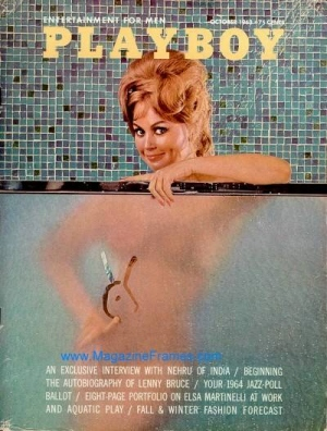 Playboy, 10/63