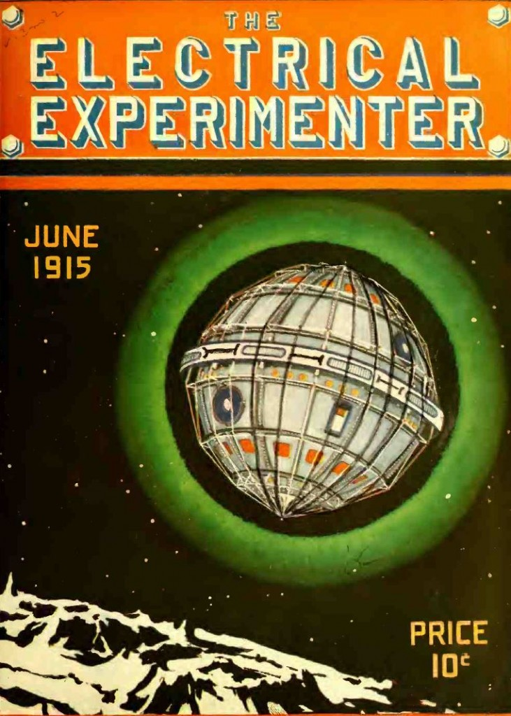 1915-06 Electrical Experimenter cover