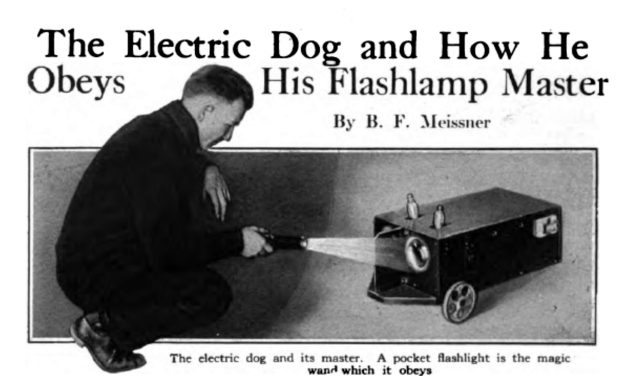 B. F. Meissner Electric Dog