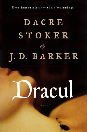 Dracul Dacre Stoker and J.D. Barker-small